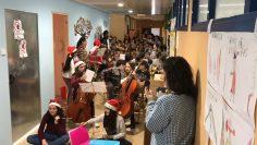 Nadales als passadissos de primària