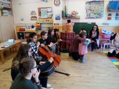 La Primària Musical de 6è i les escoles bressol de Granollers