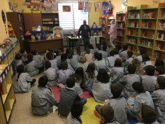 Ricardo Alcántara, autor de 219 llibres ens visita