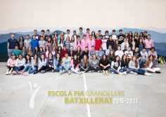 Promoció Batxillerat 15-17