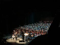 """Els alumnes de 4t participen a la Cantània """"La nit dels malsons"""""""