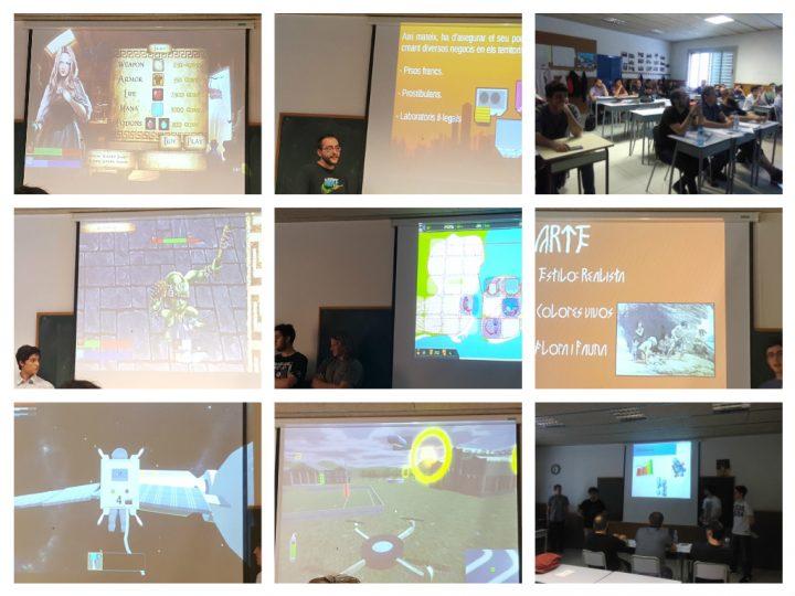 Presentació projectes del DAM – Viod