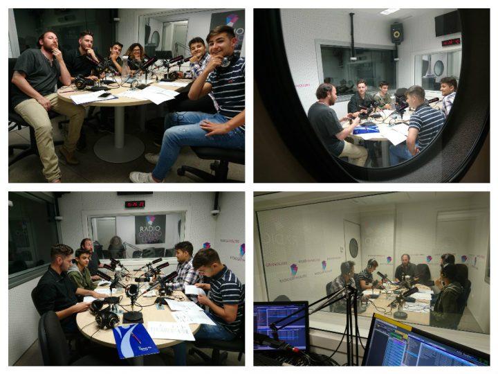 Reis de la ràdio per un dia
