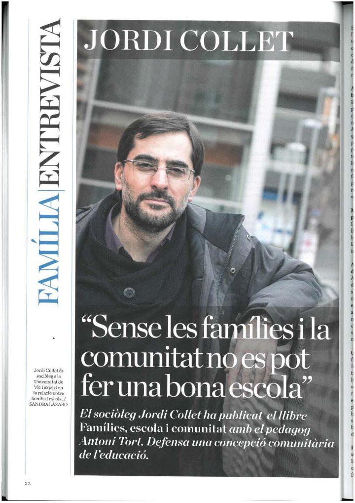 Entrevista Jordi Collet