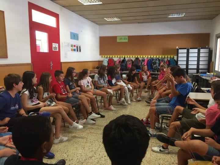 Deuxième jour de français à 1r d'ESO