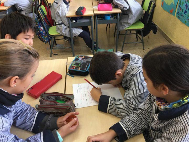 Com treballem les divisions els alumnes de 4t?
