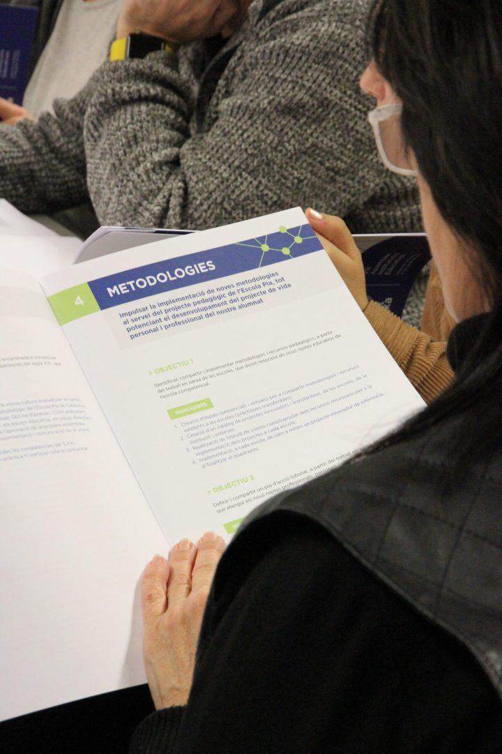 L'Assemblea de les Institucions Educatives de l'Escola Pia aposta per consolidar el SUMMEM a totes les etapes educatives.