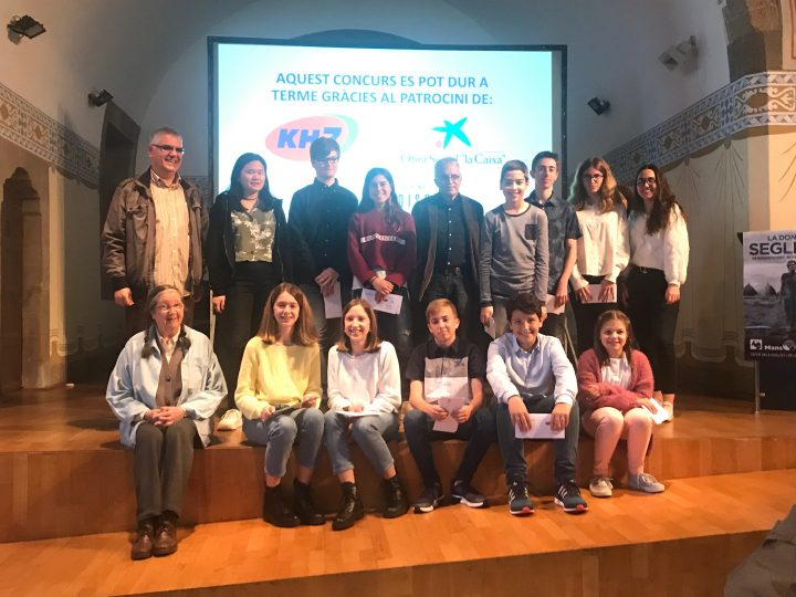 XVIè Concurs de Narracions Solidàries
