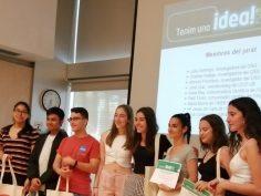 """Concurs """"Tenim una Idea"""" organitzat per Escolab"""