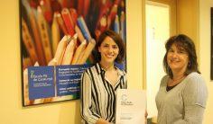 Reformes per garantir l'accessibilitat universal a l'Escola Pia de Granollers.