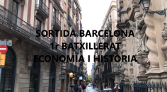 SORTIDA A BARCELONA
