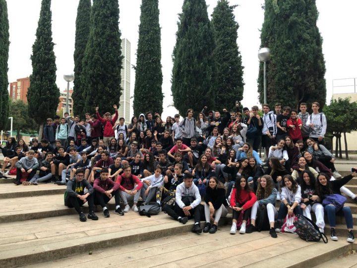 Sortida a Barcelona Activa